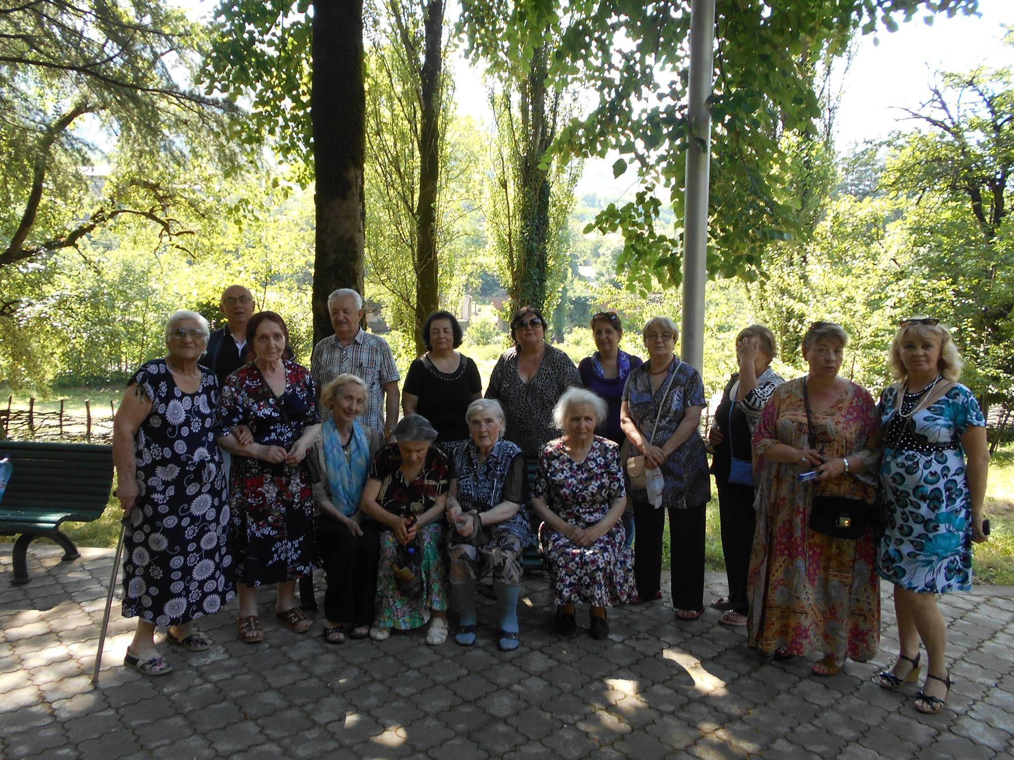Реабилитационно-оздоровительная программа в г. Цхалтубо