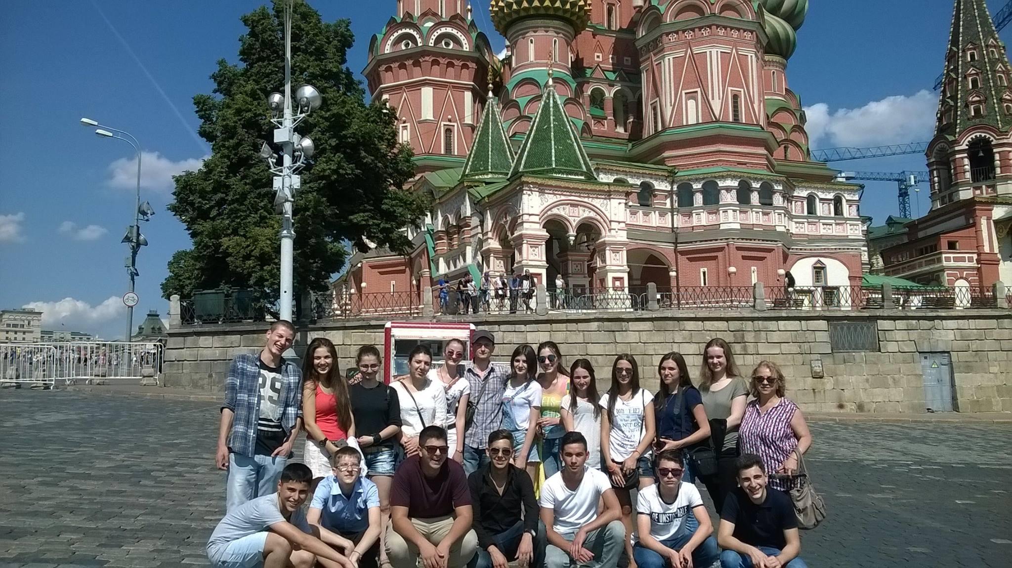 Соотечественники из Грузии: Москва — великий и красивый город