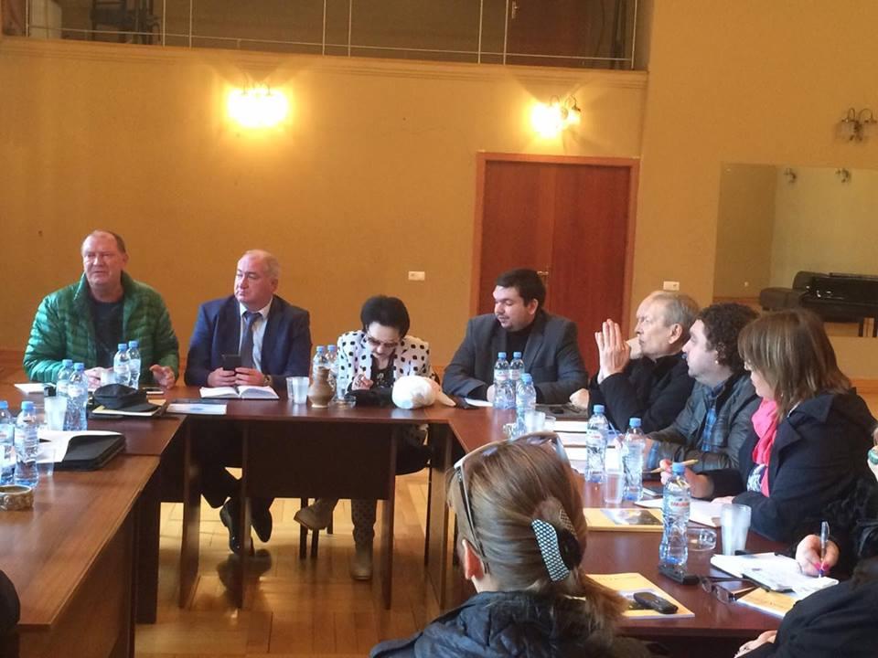Расширенное заседание Координационного совета организаций российских соотечественников Грузии