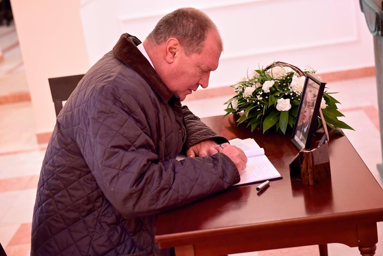Соболезнование Н.Н. Свентицкого