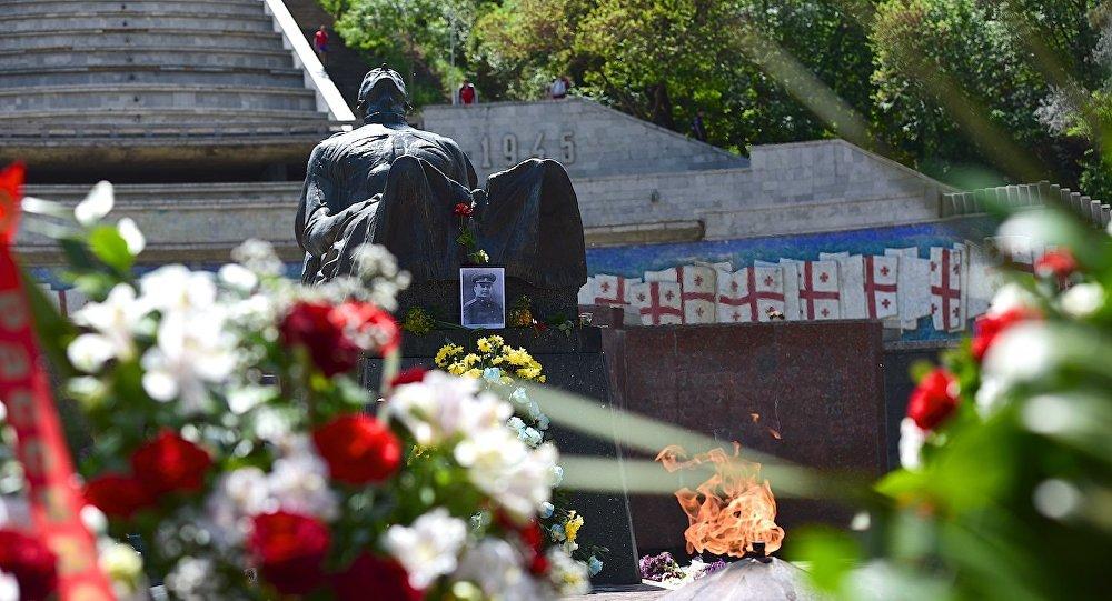 Найдены останки 84 солдат из Грузии, пропавших во время Второй мировой