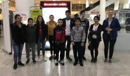 Казань принимает юных соотечественников