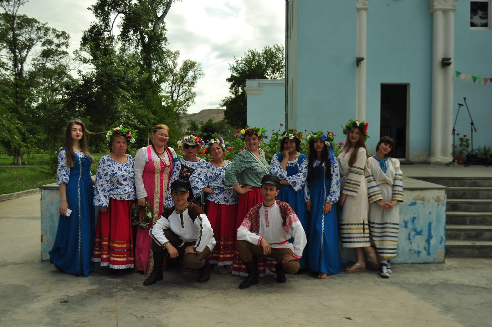 День семьи, любви и верности-2017 в Рустави
