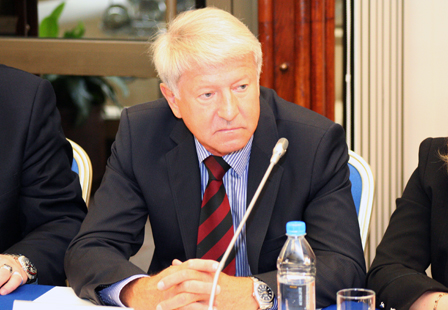 Юрий Пьяных: Прямые связи бизнеса соотечественников с российскими структурами несомненно дадут свой эффект