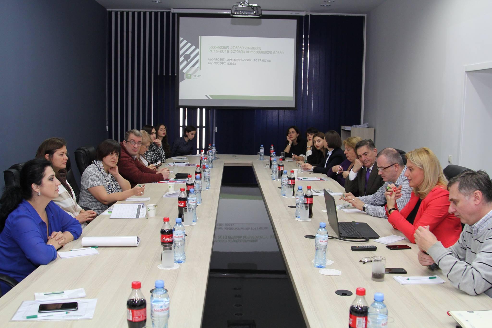 Встреча по вопросам этнических меньшинств в ЦИК