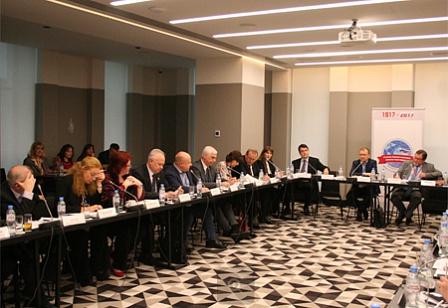 В Москве прошло 29-е заседание Всемирного координационного совета соотечественников