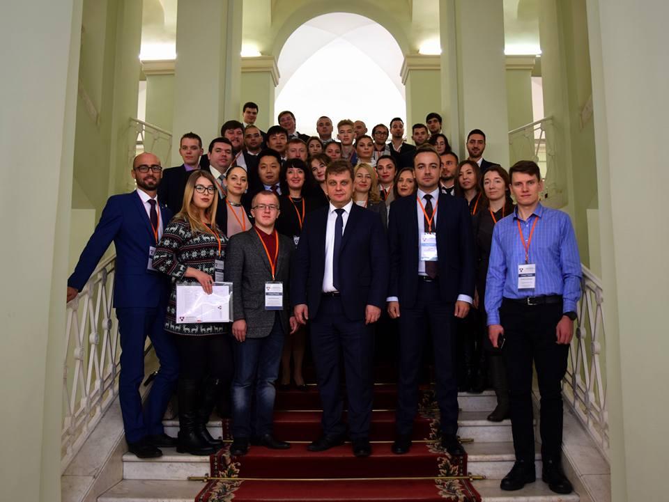 В форуме-семинаре в Санкт-Петербурге приняли участие молодые соотечественники из 35 стран