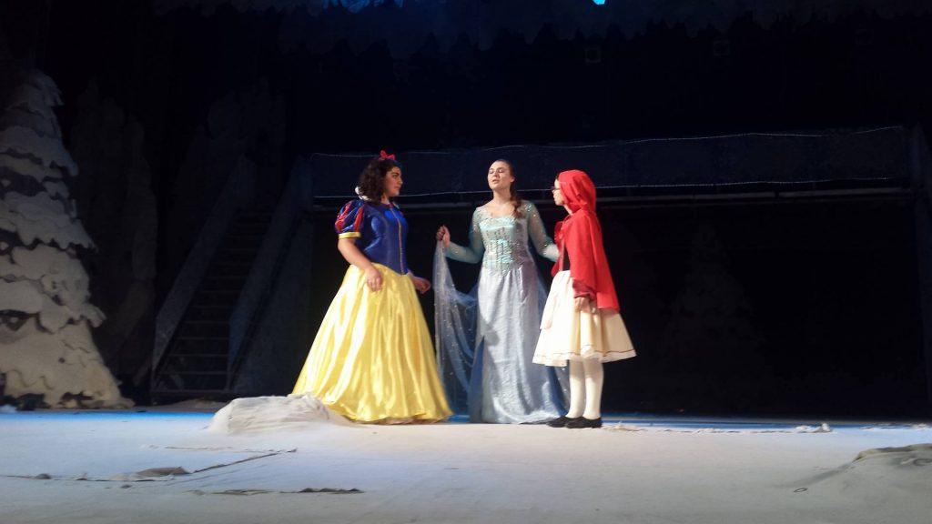 Волшебная «Музыкальная шкатулка» в Рустави