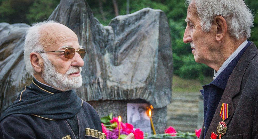 Как в Грузии помогают ветеранам Великой Отечественной войны