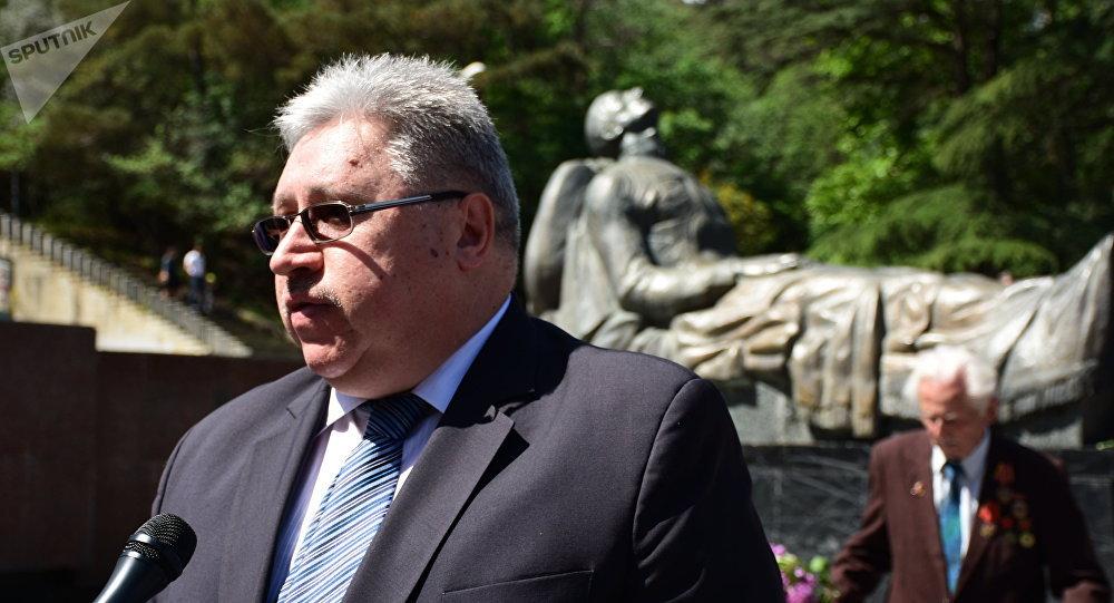Глава российской Секции: День Победы объединяет народы России и Грузии