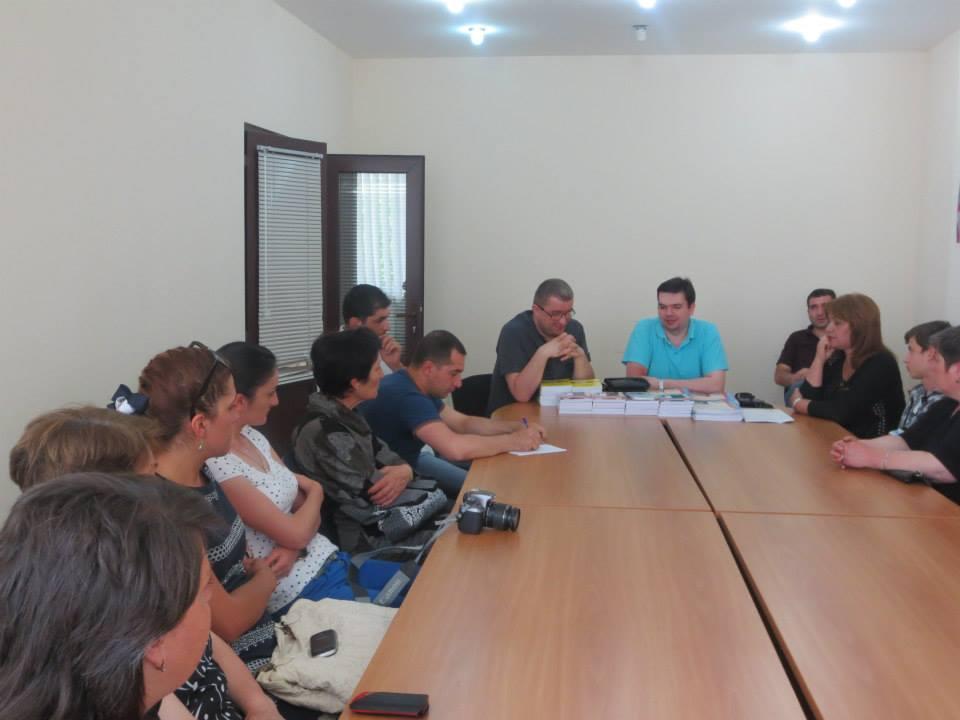 ЦПЗ Грузии выделил основные проблемы российских соотечественников Грузии