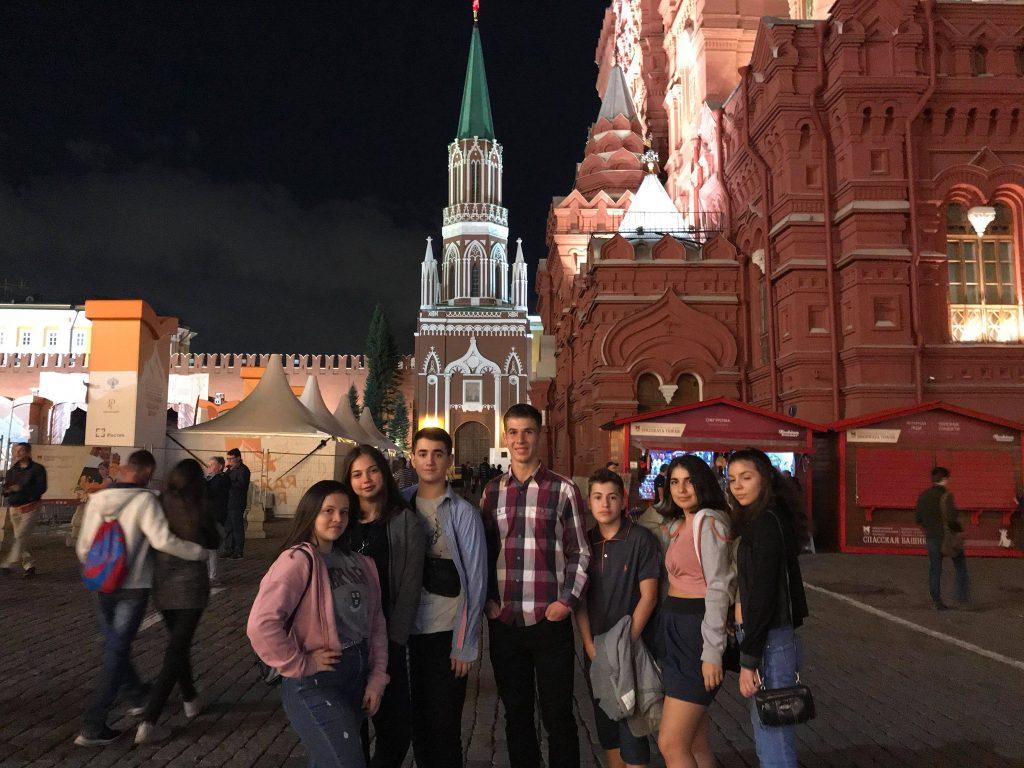 Илья Цомая: ,,Всех нас- участников поездки из 37 стран мира, объединял Великий Русский Язык!»