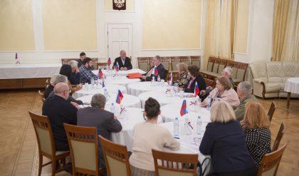 Заседание КСОРСГ