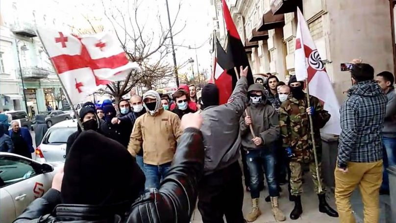 Ультранационализм в Грузии: реальна ли угроза?
