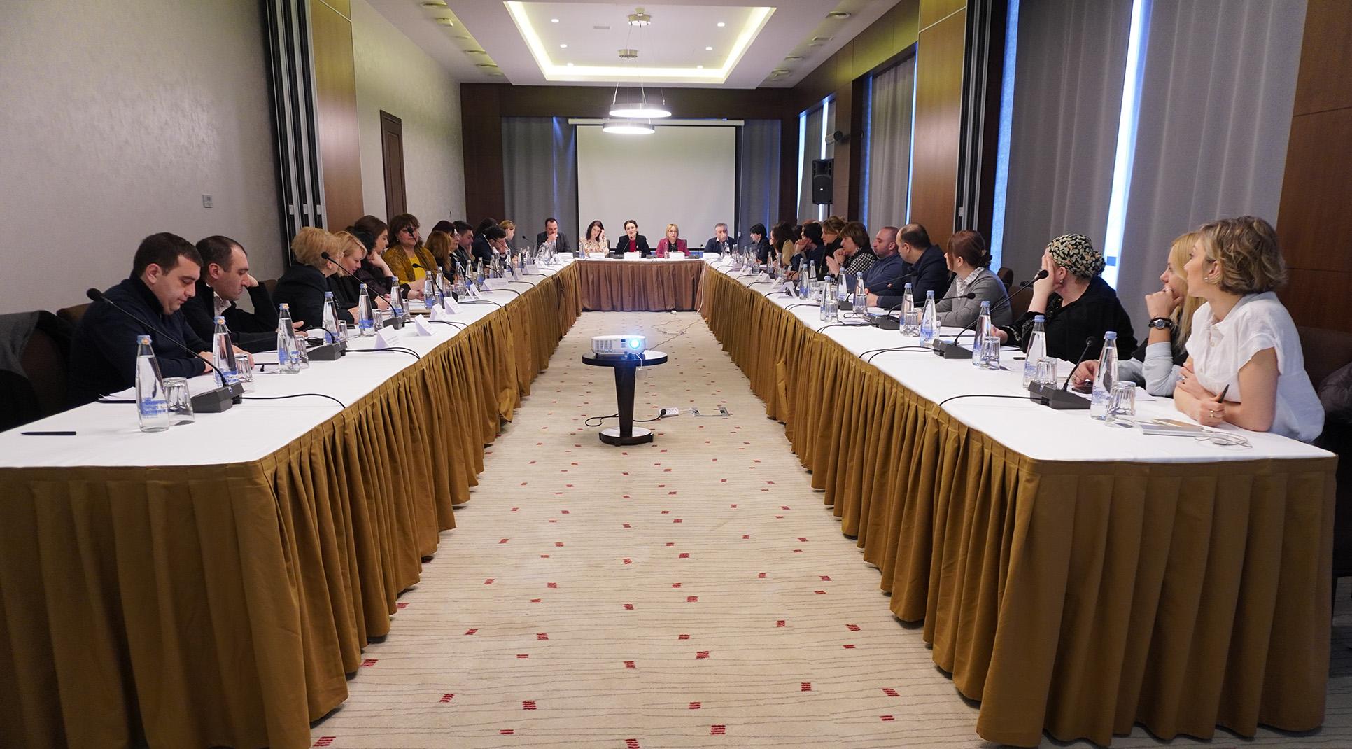 В городе Боржоми прошло выездное заседание Государственной межведомственной комиссии.