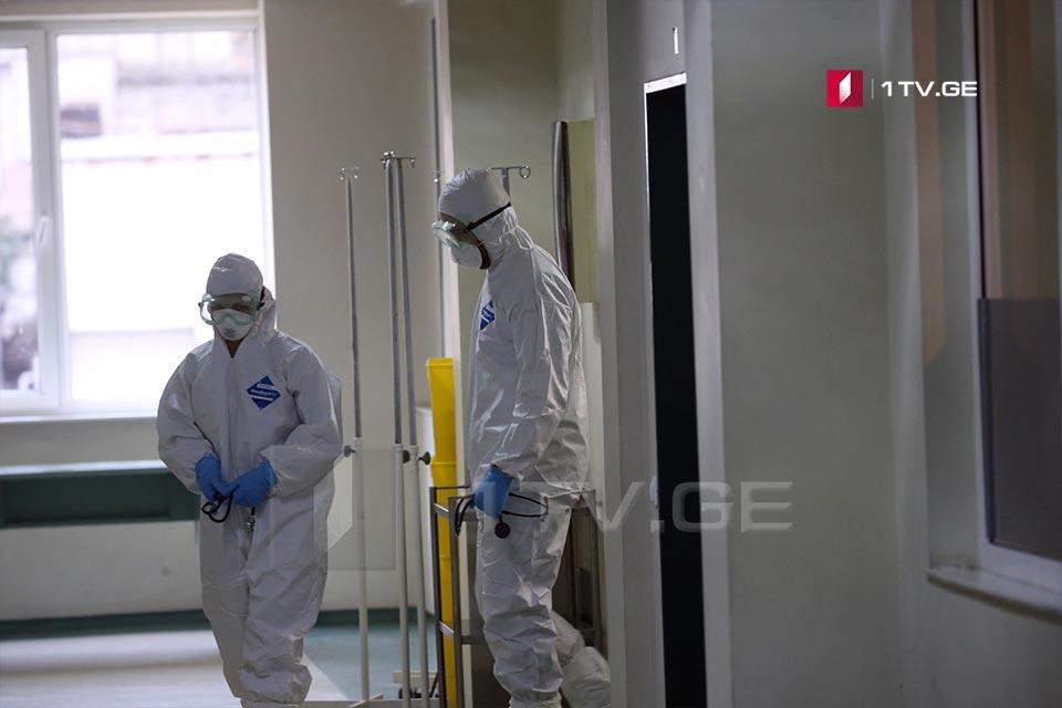 Количество случаев инфицирования коронавирусом в Грузии возросло до 218-ти