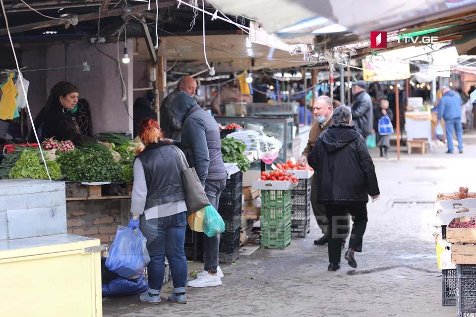 В Грузии аграрные рынки смогут функционировать, если будут соблюдаться утвержденные стандарты