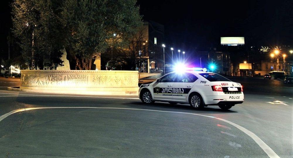 Режим ЧП в Грузии стали нарушать реже: 69 штрафов за сутки