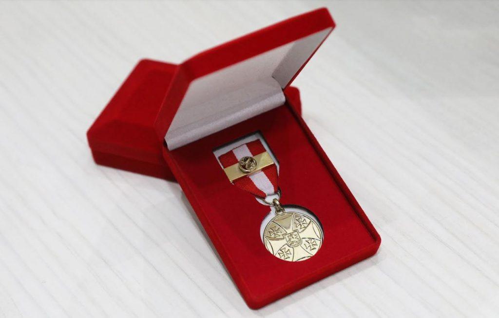 В Грузии участники Второй мировой войны награждены юбилейной медалью — «75 лет победы над фашизмом»