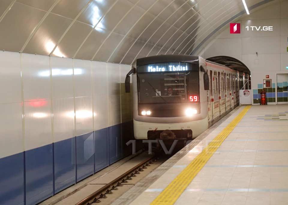 Тбилисский метрополитен возобновит работу 29 мая