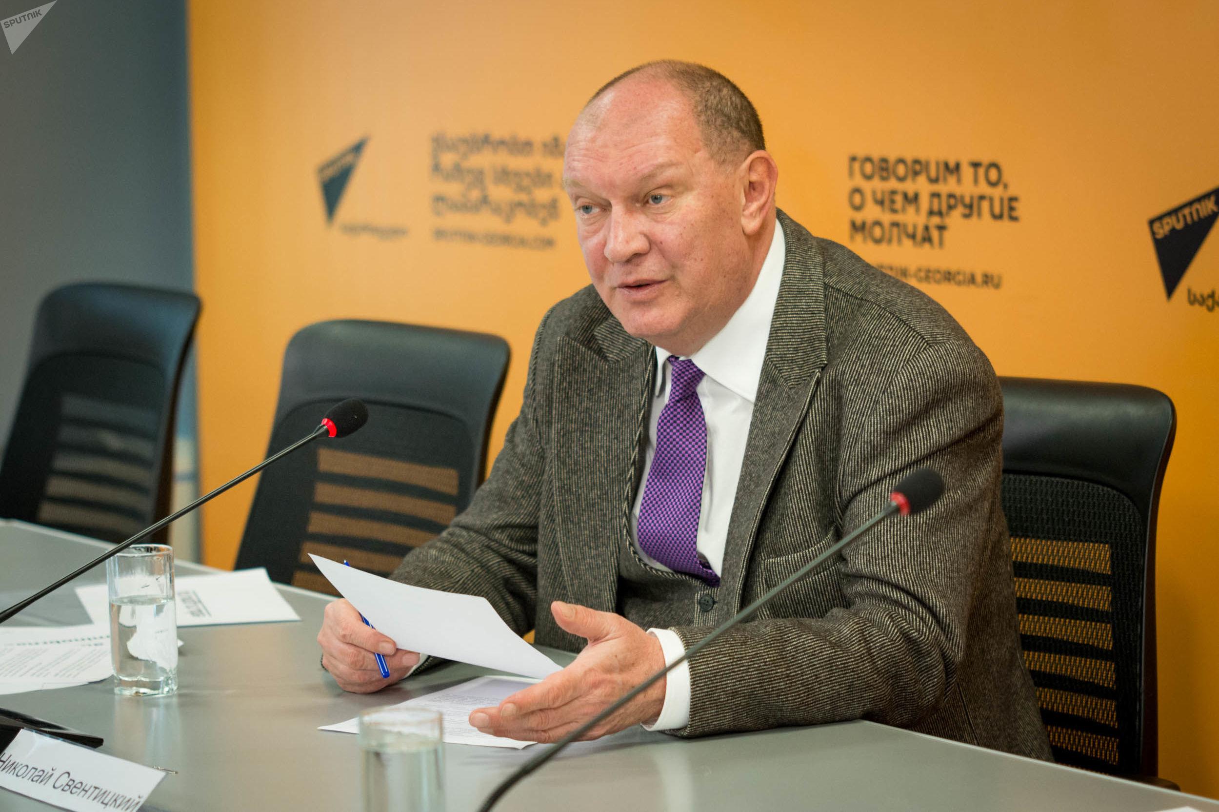 Представляем вашему вниманию отчетное интервью с председателем КСОСРГ Грузии Николаем Свентицким
