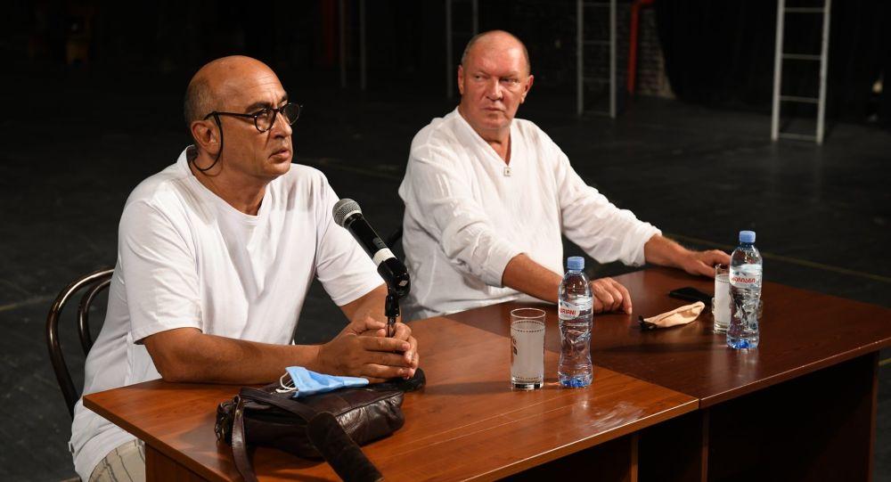 Русская классика на грузинской сцене — Театр Грибоедова готовится к открытию сезона
