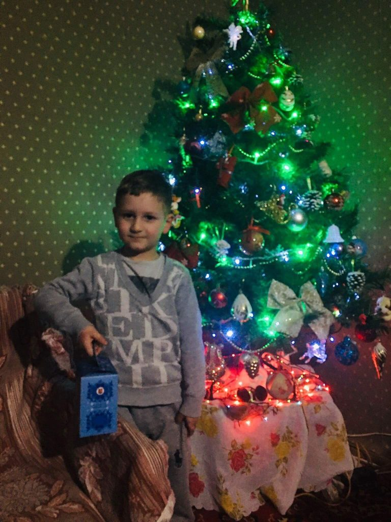 Подарки для Рустави