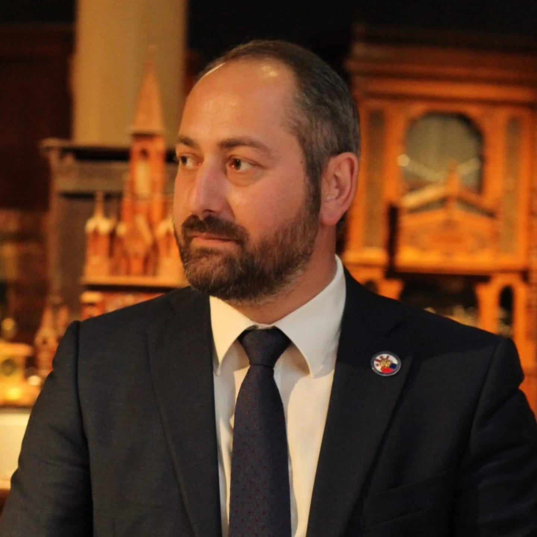 Грузинскую диаспору России возглавил Давид Цецхладзе