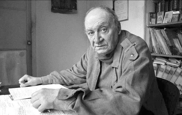 Грузинский писатель Гурам Дочанашвили скончался в возрасте 82 лет