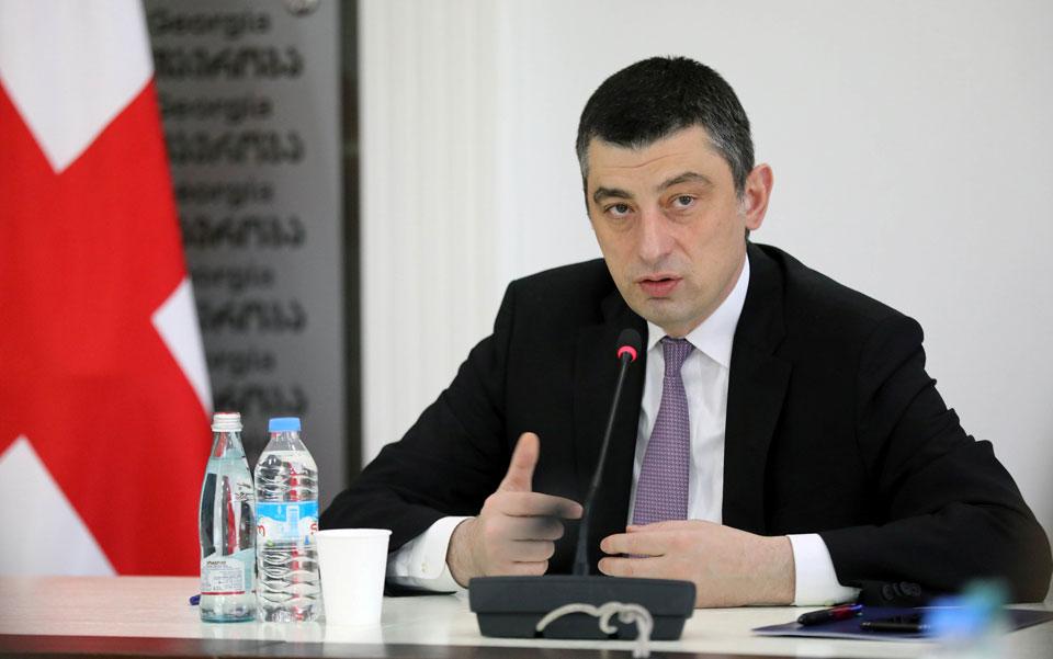 Георгий Гахария — Оплата счетов за электроэнергию коснется более 1,2 млн семей, за газ — 650 тыс. семей