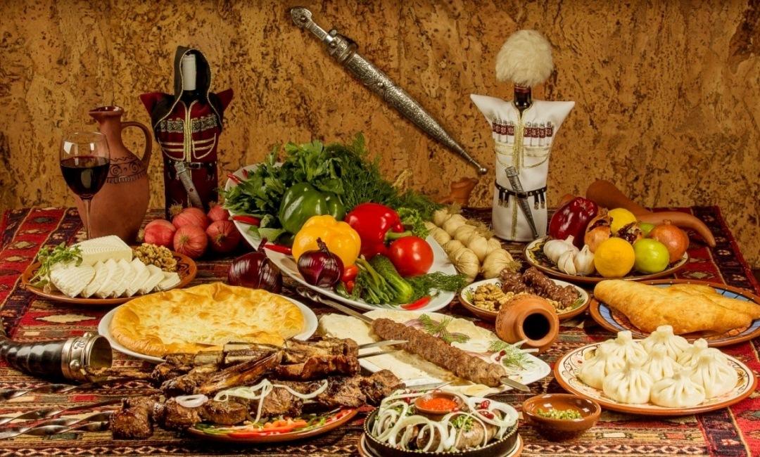 Грузинская традиционная кухня вновь попала в центр внимания мировых СМИ