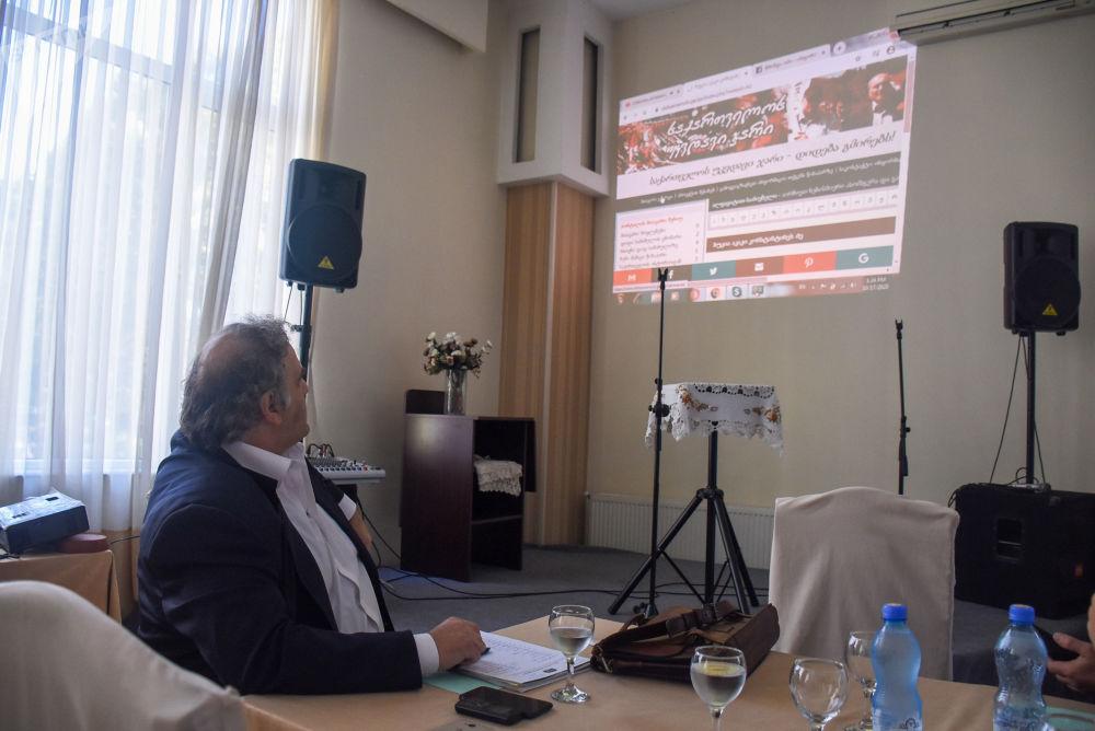 В Грузии заработал грузиноязычный сайт о Великой Отечественной войне