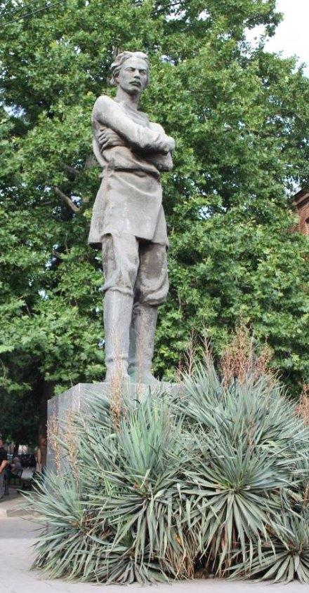 28 марта родился Максим ГОРЬКИЙ (1868-1936)