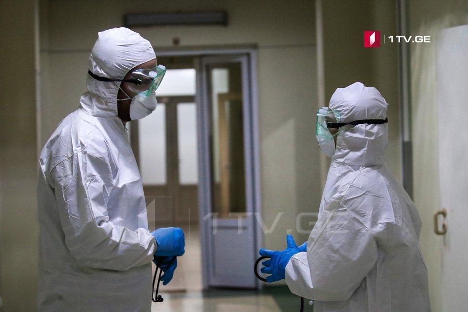 В Грузии выявлено 1030 новых случаев коронавируса, 706 пациентов выздоровели