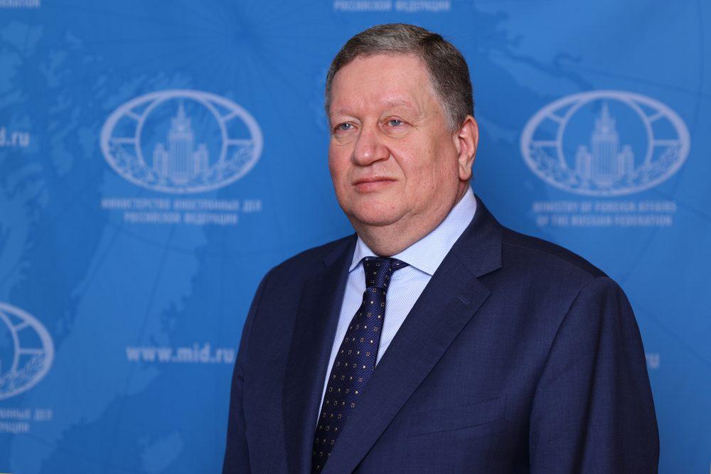 Александр Нуризаде назначен директором Департамента по работе с соотечественниками МИД России
