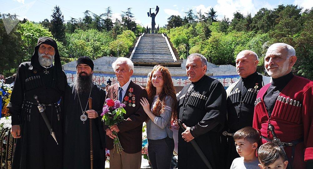 Ветераны войны на 9 Мая получат денежную помощь от мэрии Тбилиси