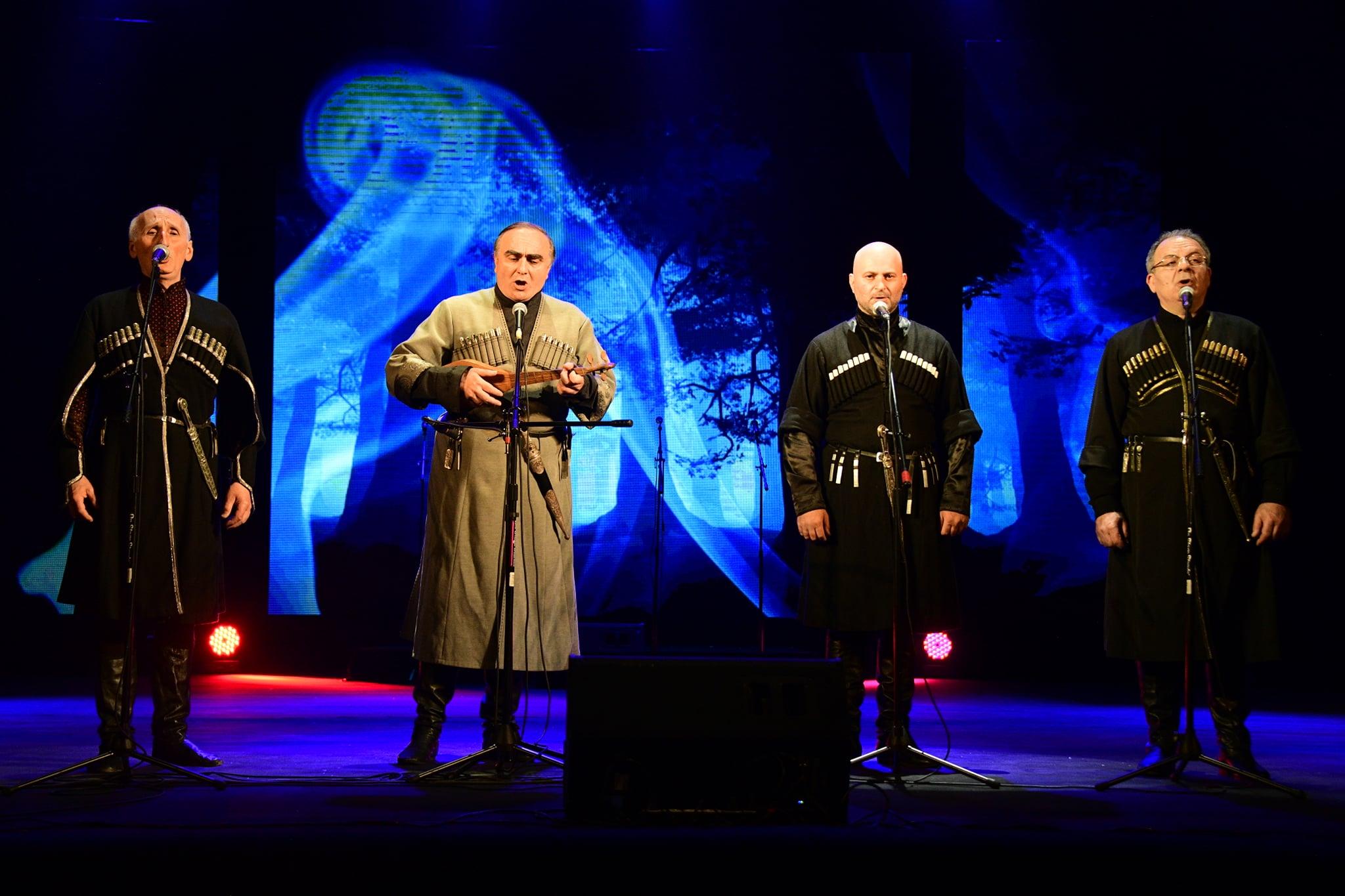 День Победы в Грузии: праздничный концерт 9 мая состоялся в Тбилиси