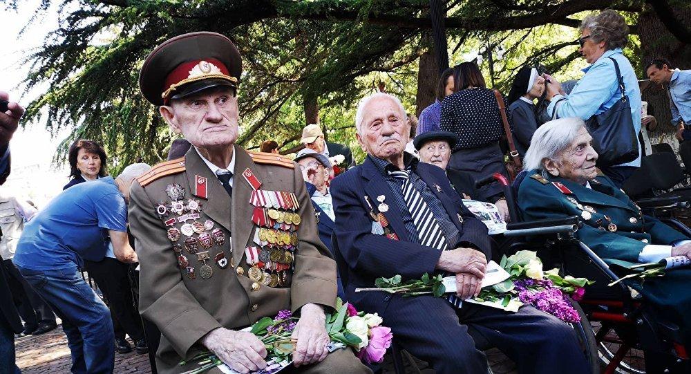 По случаю 76-й годовщины победы над фашизмом участникам Второй мировой войны и членам семей погибших будет оказана единовременная социальная помощь