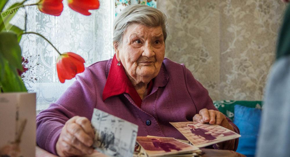 «Когда вся жизнь — война» — трагическая история 103-летнего ветерана ВОВ из Грузии