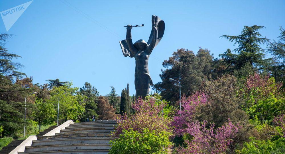 Мероприятие ко Дню Победы над фашизмом пройдет в этом году в парке Киквидзе вместо парка Ваке