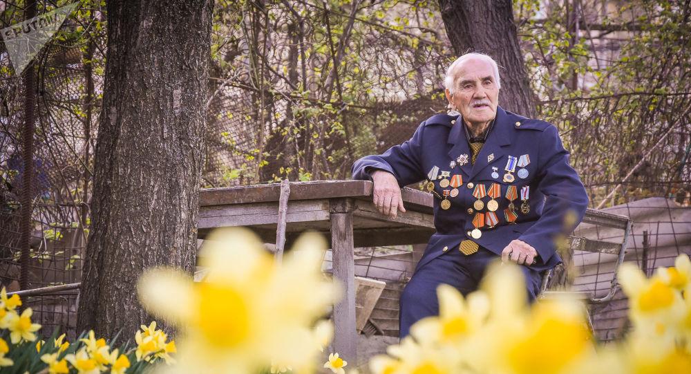 Вечная память героям! Недавно ушедшие из жизни ветераны ВОВ Грузии