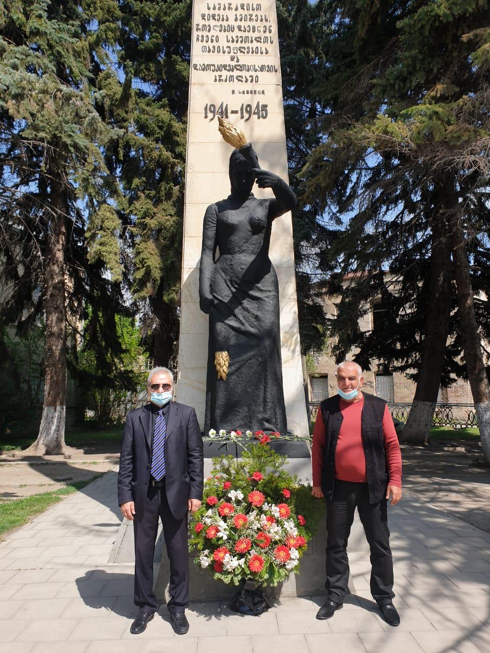 В Карели был отреставрирован мемориал ВОВ и состоялось праздничное мероприятие