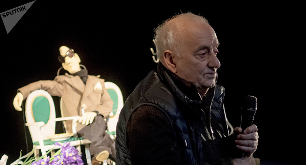Первые лица Грузии выразили соболезнования в связи с кончиной Резо Габриадзе