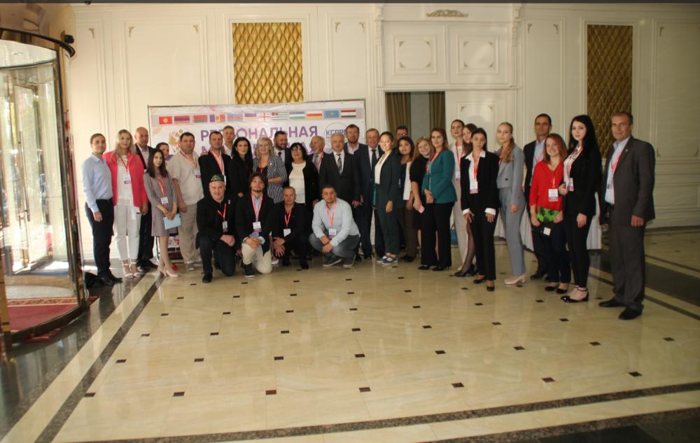 Бишкек собрал молодых активистов из 12 стран ближнего зарубежья